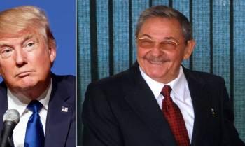 Presidente Donald Trump anunciará próxima semana una política más dura hacia Cuba