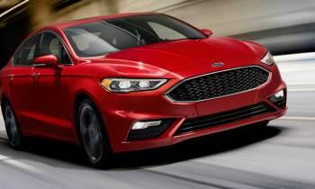 Ford trasladará producción del modelo Fusion/Mondeo a China