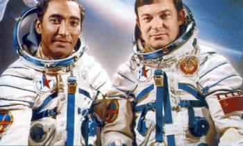 El primer cubano que fue al espacio