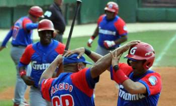 Granma se pone a un paso de clasificar a la final de la 57 Serie Nacional de Béisbol
