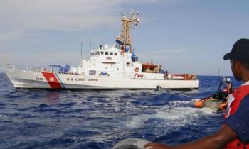 Deportados 71 balseros cubanos por la Guardia Costera de EE.UU.