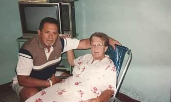 El gobierno de Cuba no le permitió darle el último adiós a su madre