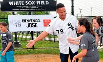 Nominan al cubano José Dariel Abreu para el premio Roberto Clemente de la MLB