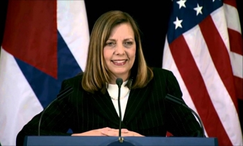 "Josefina Vidal lanza advertencia a Donald Trump: ""La agresión no funciona con Cuba"""