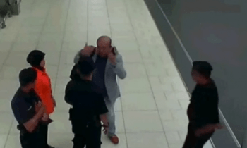 Captado en cámaras el momento del asesinato de Kim Jong-nam, hermano de Kim Jong-un