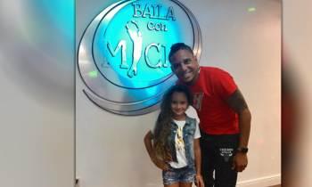 """La hija de Jacob Forever, nueva integrante de la compañía """"Baila con Micho"""""""