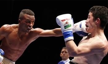 El sancionado Lázaro Álvarez volverá al ring este viernes por los Domadores de Cuba