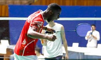 Leodannis Martínez y Osleni Guerrero avanzan a semifinales en Panamericano de Bádminton