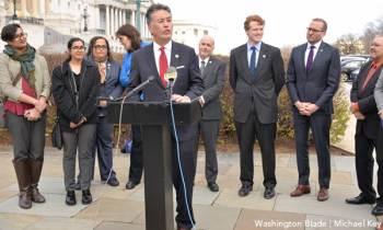 Mark Takano, consideradoel primer congresistaabiertamente gay en EE.UU.encabezó delegación a Cuba