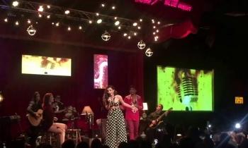 Melody llegó a Cuba para grabar con Descemer Bueno