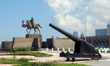 Monumento a Calixto García, General de las Tres Guerras