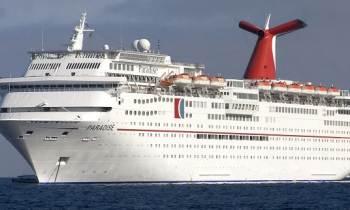 Carnival obtuvo permiso para llevar una segunda nave a Cuba: el crucero insignia Paradise