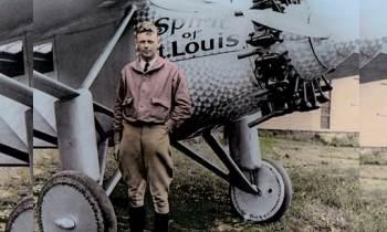 Stop en Cuba: visita del primer piloto en cruzar el Atlántico sin escalas