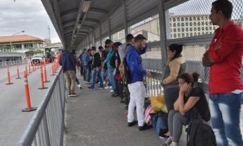 ¿En qué países hay mayor número de cubanos esperando la