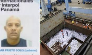 Autoridades panameñas detienen a cubano vinculado al tráfico de armas en barco de Corea del Norte