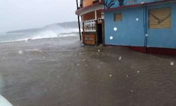 El huracán María provocará inundaciones costeras en Holguín y Guantánamo
