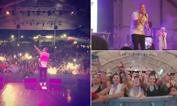 Así fue el concierto de Jacob Forever en Milán, Italia (+VÍDEO)