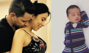 Leoni Torres muestra el despertar de su pequeño Sámuel y no puede ser más adorable