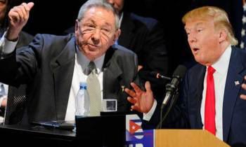 """Cuba espera la llegada de Donald Trump en un ambiente de """"mutismo oficial"""""""
