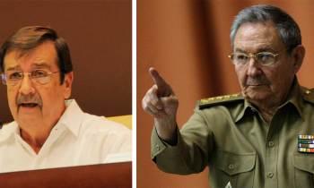Raúl Castro destituye al presidente del Banco Central de Cuba