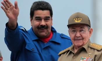 """Raúl Castro califica comicios en Venezuela como ejemplo de """"vocación democrática"""""""