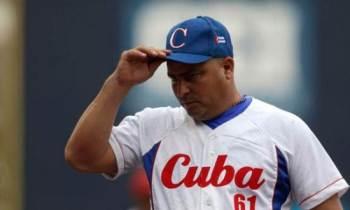 Manager de equipo Cuba de béisbol reconoce atraso de ese deporte en la isla