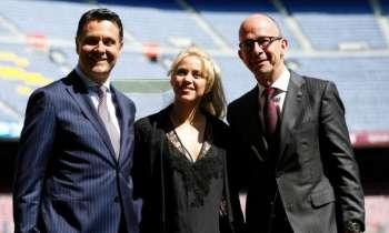 Shakira y el Barça construirán nuevo colegio en Barranquilla