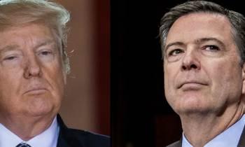 """Portavoz avisa que Trump """"hará un anuncio"""" esta semana sobre exdirector del FBI"""