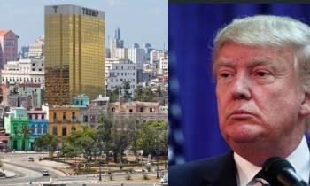 ¿Tendrá Cuba hoteles de Trump?