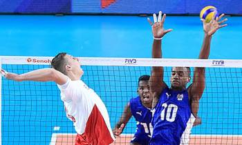 Cuba sufre segunda derrota en Mundial sub-23 de voleibol masculino