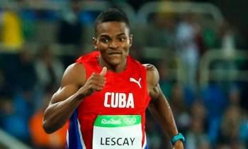 Yoandys Lescay, el futuro de los 400 metros planos de Cuba