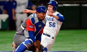 Israel derrota a Cuba en inicio de la segunda fase del Clásico Mundial de Béisbol