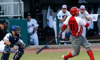 Cuba cierra con su segundo triunfo el tope amistoso de béisbol ante Estados Unidos