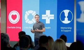 Facebook se defiende de los críticos de las redes sociales