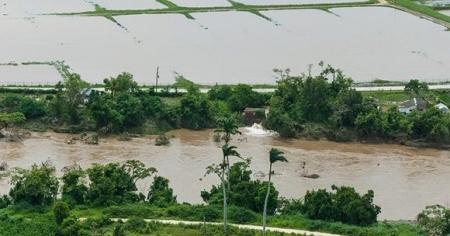 Überschwemmungen durch Tropensturm Alberto Foto © Radio Reloj