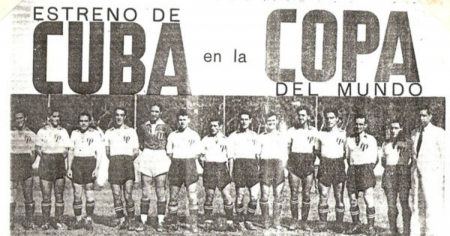 Foto der kubanischen WM-Viertelfinalisten | © AS