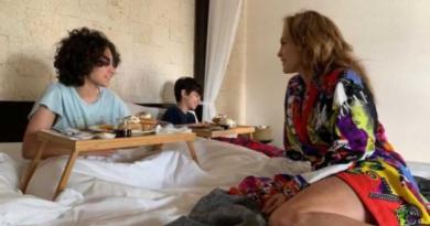 Los hijos de Jennifer Lopez y Marc Anthony tuvieron un desayuno estelar la mañana de su 13 cumpleaños