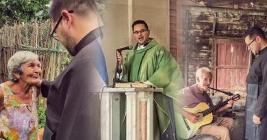 El sacerdote aclaró que la fe cristiana está profundamente a la realidad del país y su futuro democrático.