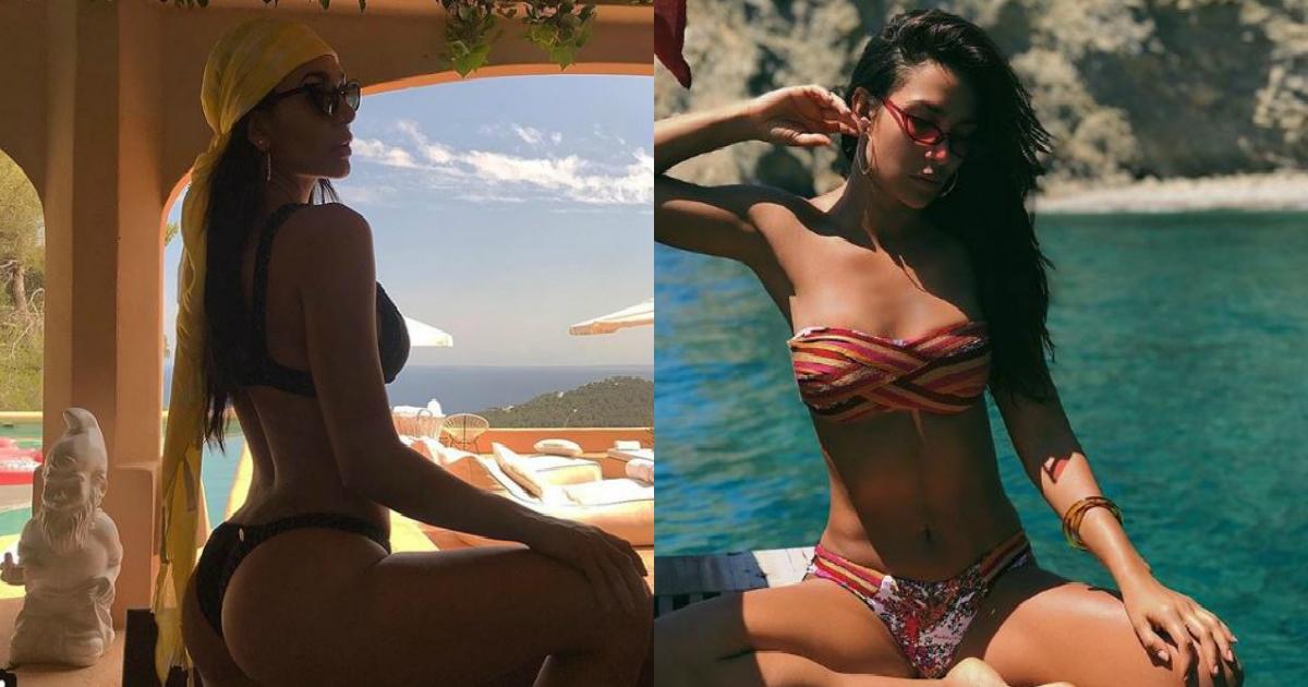 Lisandra Cubana Silva De La Bikini Que En Las Ardientes Fotos wymO0vN8n