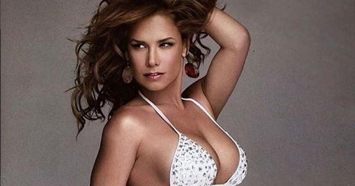 La Cubana Lis Vega Sorprende Con Un Desnudo Integral En Instagram