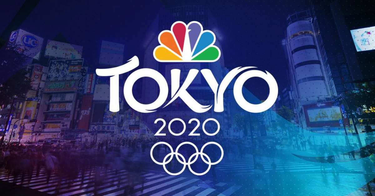 La Cadena Nbc Revela El Logo De Los Juegos Olimpicos De Tokio 2020
