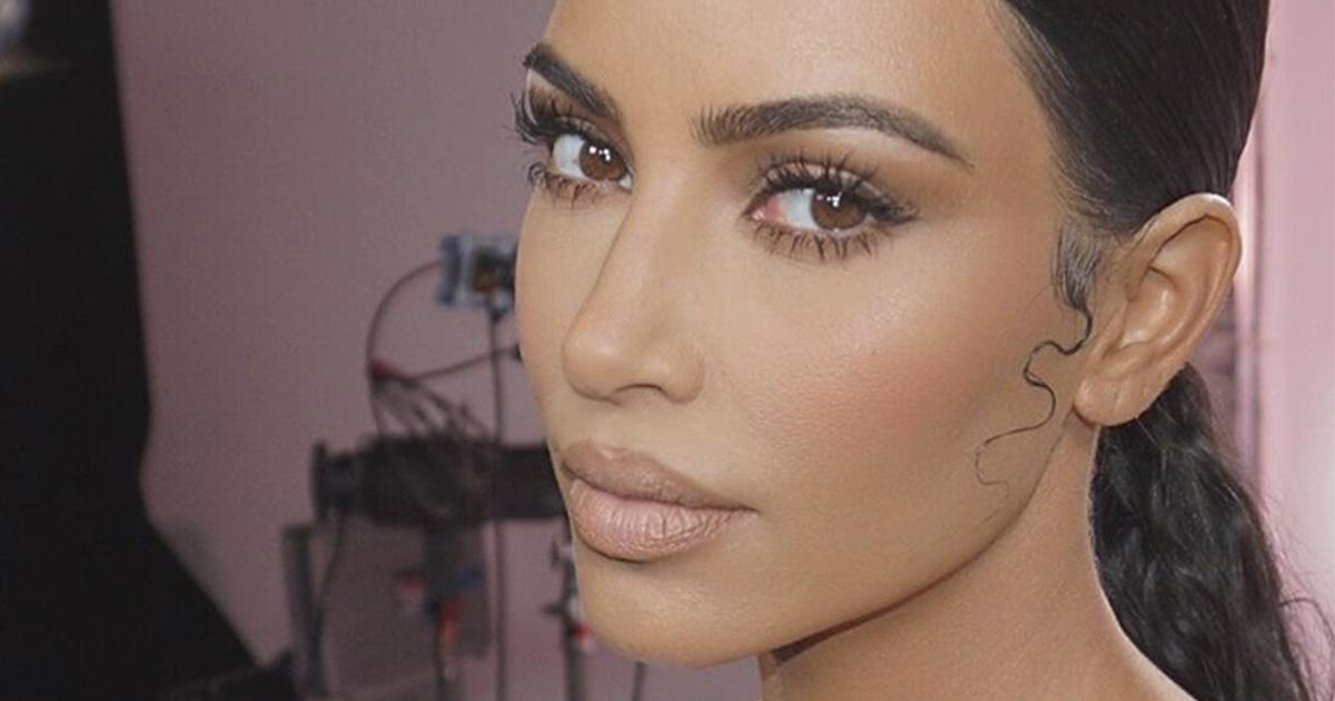 Instagram / Kim Kardashian