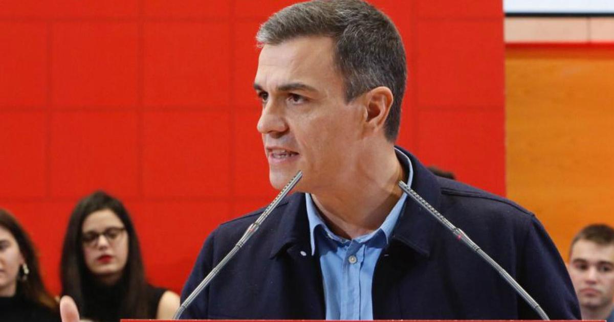 Pedro Sánchez / Twitter