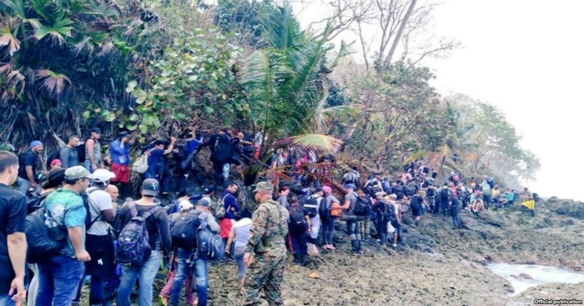 Más De 1300 Migrantes Cubanos Han Sido Detenidos En Honduras Entre