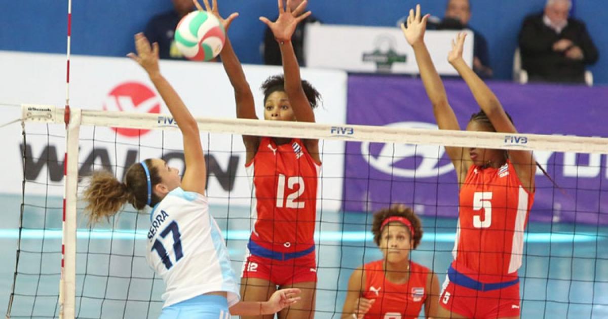 Resultado de imagen para Dominicana alcanza su segundo oro en voleibol femenino en Panamericanos