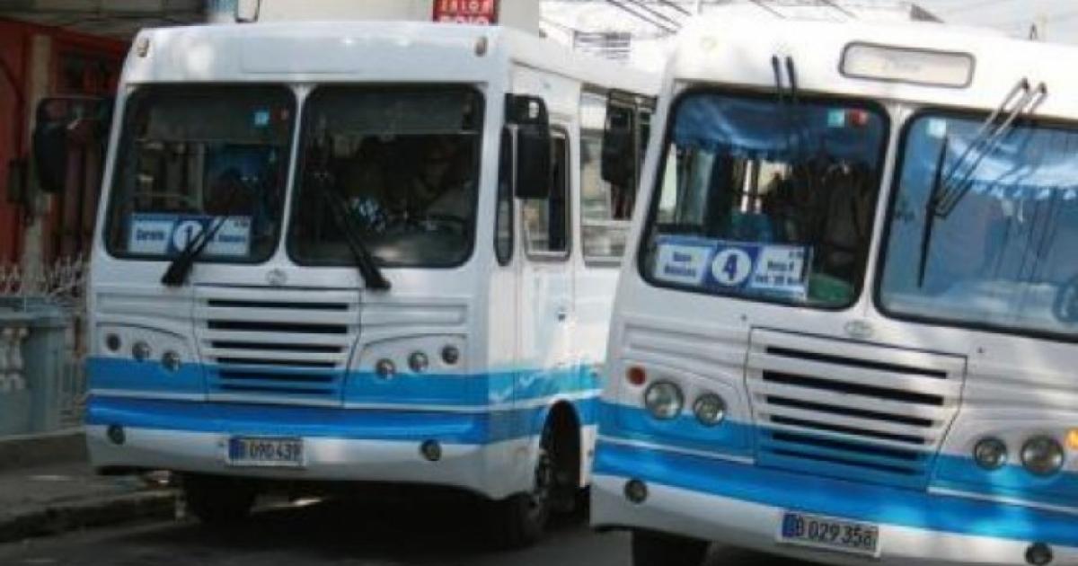 Busse in Las Tunas | Bildquelle: www.cibercuba.com © István Ojeda Bello | Bilder sind in der Regel urheberrechtlich geschützt