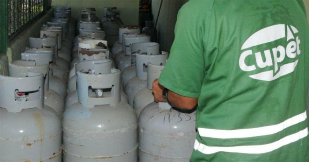 Flüssiggasflaschen in Kuba | Bildquelle: https://www.cibercuba.com/noticias/2019-08-22-u1-e129488-s27061-reducen-venta-gas-licuado-cuba © Granma | Bilder sind in der Regel urheberrechtlich geschützt