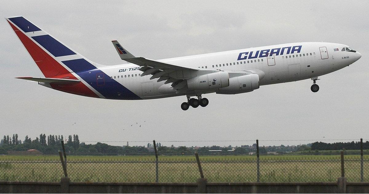 40000 Passagiere von Streichungen der Cubana betroffen | Bildquelle: https://www.cibercuba.com © Wikimedia | Bilder sind in der Regel urheberrechtlich geschützt