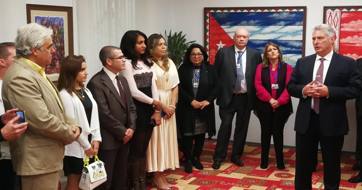 Twitter / Presidencia de Cuba