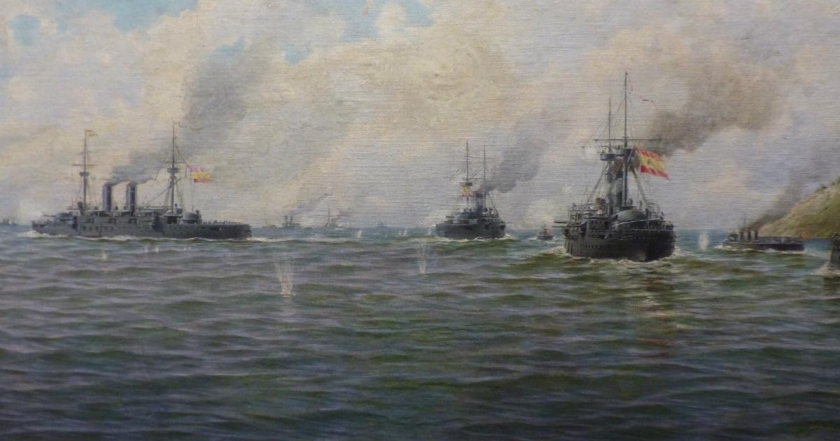 Batalla naval de Santiago de Cuba, un pasaje decisivo en la Guerra Necesaria - CiberCuba